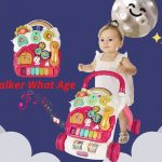 baby walker what age