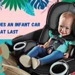how long does an infant car seat last